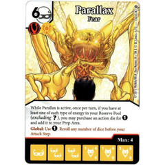 Parallax - Fear (Card Only)