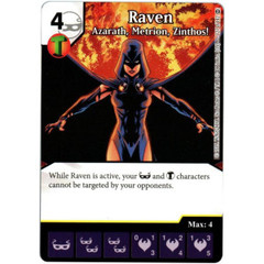 Raven - Azarth, Metrion, Zinthos! (Card Only)