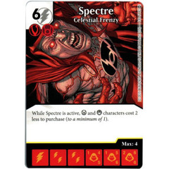 Spectre - Celestial Fury (Card Only)