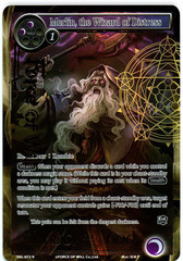 Merlin, the Wizard of Distress - SKL-072 - R - 1st Edition - Full Art