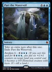 Part the Waterveil - Foil