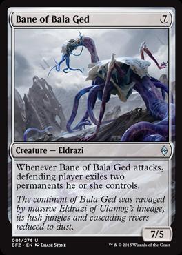 Bane of Bala Ged - Foil