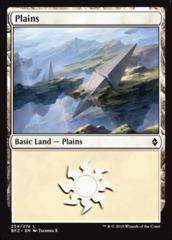 Plains (254) - [Non-Full Art]