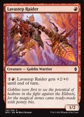 Lavastep Raider