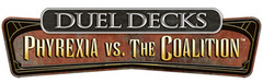MTG Duel Decks: Phyrexia vs. the Coalition - Japanese