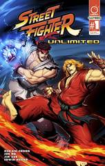 Street Fighter Unlimited #1 (Cover A - Genzoman Story Cover)
