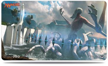 Battle for Zendikar Aligned Hedron Network Play Mat