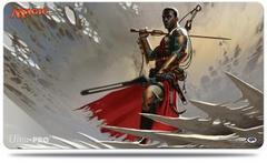 Battle for Zendikar Resolute Blademaster Playmat OUVERT