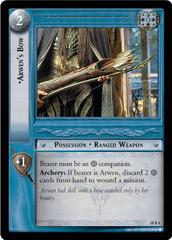 Arwen's Bow - 18R4