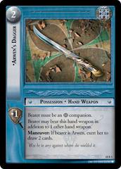 Arwen's Dagger