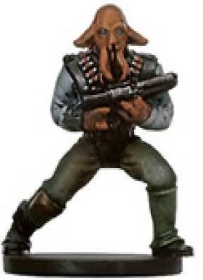 Quarren Bounty Hunter