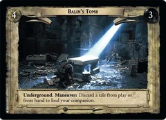 Balin's Tomb - 0P6 - Promo