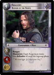 Aragorn, Ranger of the North - 0P14 - Foil - Promo