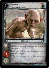 Gollum, Threatening Guide - 19P10