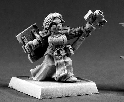 14519 - Dwarf Valkyrie, Krgmr