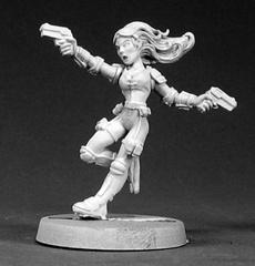 50007 - Veronica Blaze, Agent of G.U.A.R.D.