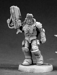 Nick Stone, Intergalactic Marine
