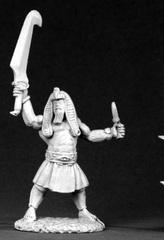 Akbeth, Heroic Pharaoh