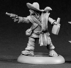 Lobo Sanchez, Bandito
