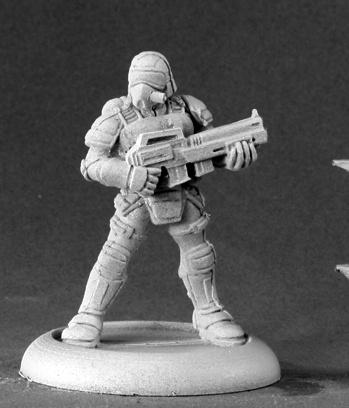 Nova Corp Soldier