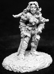 Elia Shadowfeet Female Halfling Thief