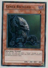 Genex Recycled - HA02-EN044 - Super Rare - 1st Edition