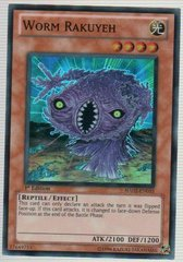 Worm Rakuyeh - HA02-EN055 - Super Rare - 1st Edition