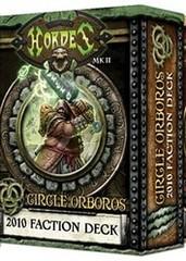 Circle Orboros: Mk II 2010 Deck