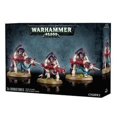 Warhammer 40k Tyranid Hive Guard/Tyrant Guard
