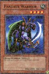Panther Warrior - DT02-EN055 - Parallel Rare - Duel Terminal