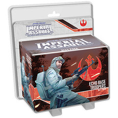 Star Wars: Imperial Assault - Echo Base Troopers Ally Pack ( SWI23 )