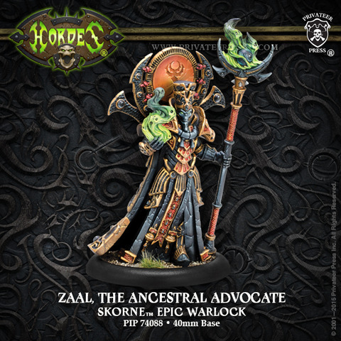 Zaal, the Ancestral Advocate