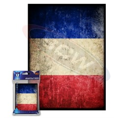 BCW Max Protection Art Sleeves - France Flag (50 ct)