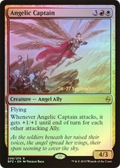 Angelic Captain - Foil - Prerelease Promo on Channel Fireball