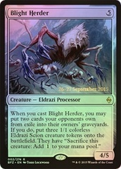 Blight Herder - Foil - Prerelease Promo on Channel Fireball