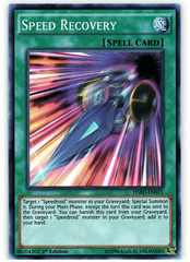 Speed Recovery - HSRD-EN011 - Super Rare - 1st Edition