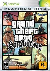 Grand Theft Auto: San Andreas - Platinum Hits
