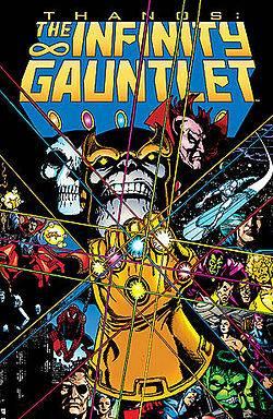 Infinity Gauntlet Tp