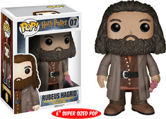 Harry Potter Series - #07 - Rubeus Hagrid 6 inch