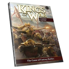 Kings of War 2nd Edition: Gamer's Rulebook