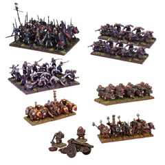 Kings of War Two Player Battle Set