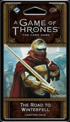 A Game of Thrones: The Card Game (2nd Edition) Chapter Pack - The Road to Winterfell