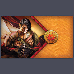 AGOT Playmat - The Red Viper