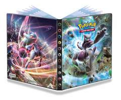 Ultra Pro Pokemon XY8 BREAKthrough 9-Pocket Portfolio - Mega Mewtwo X/Mega Mewtwo Y
