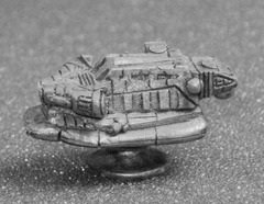 Maultier Hover Vehicle (2)
