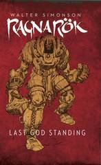 Ragnarok Hardcover Vol 01 Last God Standing