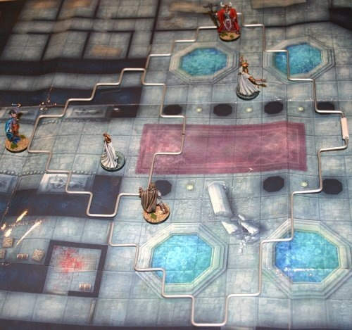 GameMastery Spell Templates: Straight Cone Package - RPGs ...