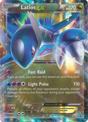 Latios-EX - XY72 - Power Beyond Tin Promo
