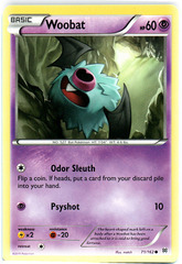 Woobat - 71/162 - Common on Channel Fireball