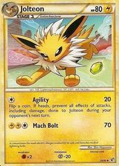Jolteon - 28/90 - Uncommon